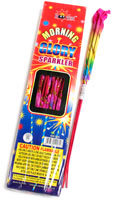 "alt=""morning glory sparklers at nj fireworks store"""