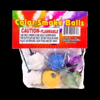 "alt=""color smoke balls firework at nj fireworks store near nyc"""