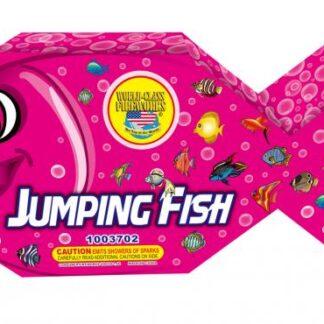 """alt=""""jumping fish firework at nj fireworks store near nyc"""""""