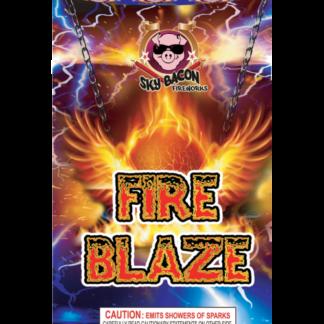"alt=""fire blaze firework at nj fireworks store near nyc"""